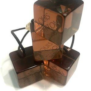 AUTHENTIC Louis Vuitton Hair Cubes
